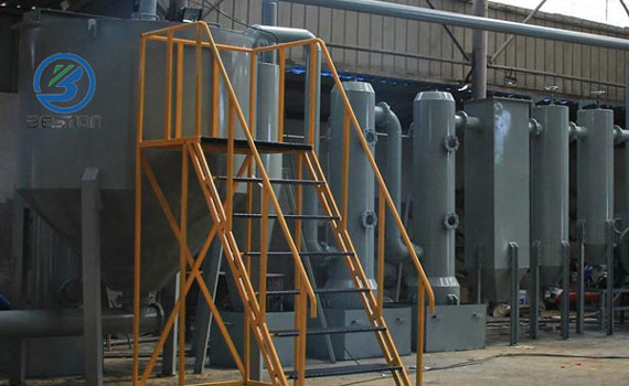 Carbonization Equipment Was Exported To Spain