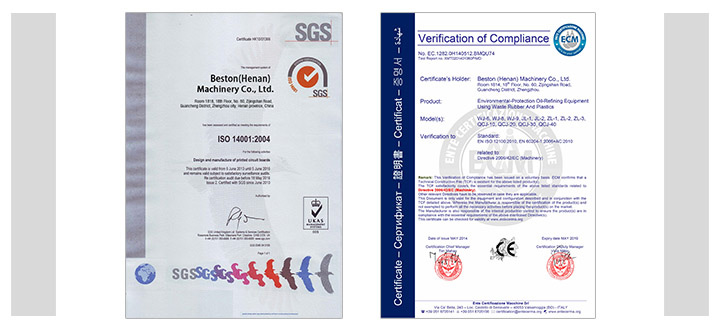 Product certification picture_01