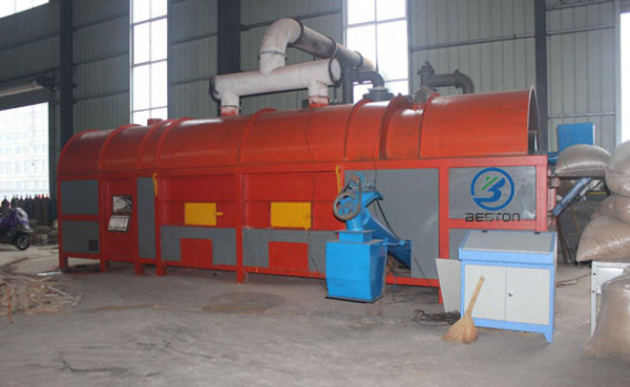 biomass carbonization plant