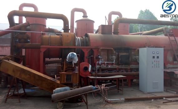 Household Waste Carbonization Machine