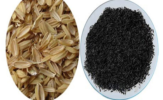 rice husk carbon