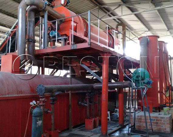 Charcoal Making Machines For Sale